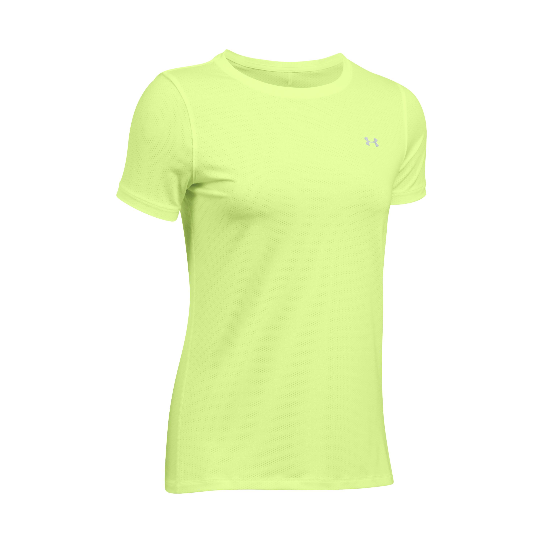 Under Armour Fitness Damen Armour Shirt grün