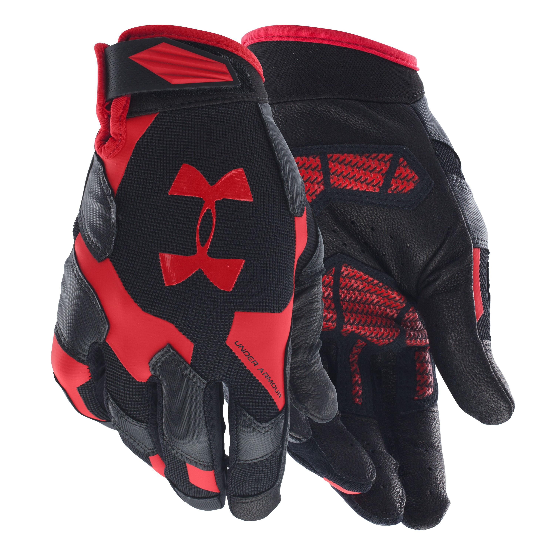 Under Armour Handschuh Renegade schwarz-rot