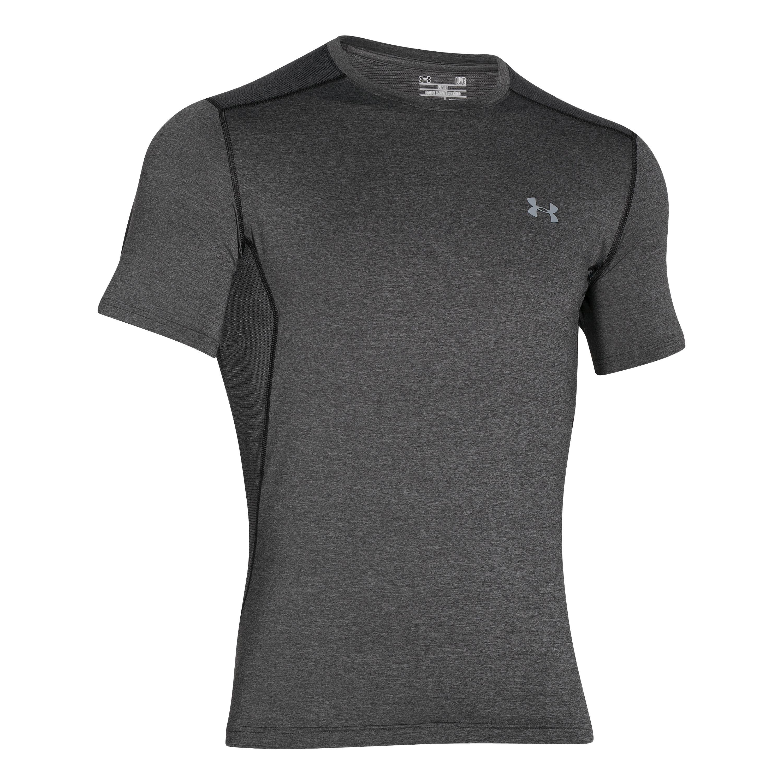 Under Armour T-Shirt Raid SS grau