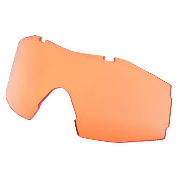 Revision Ersatzglas Wolfspider orange