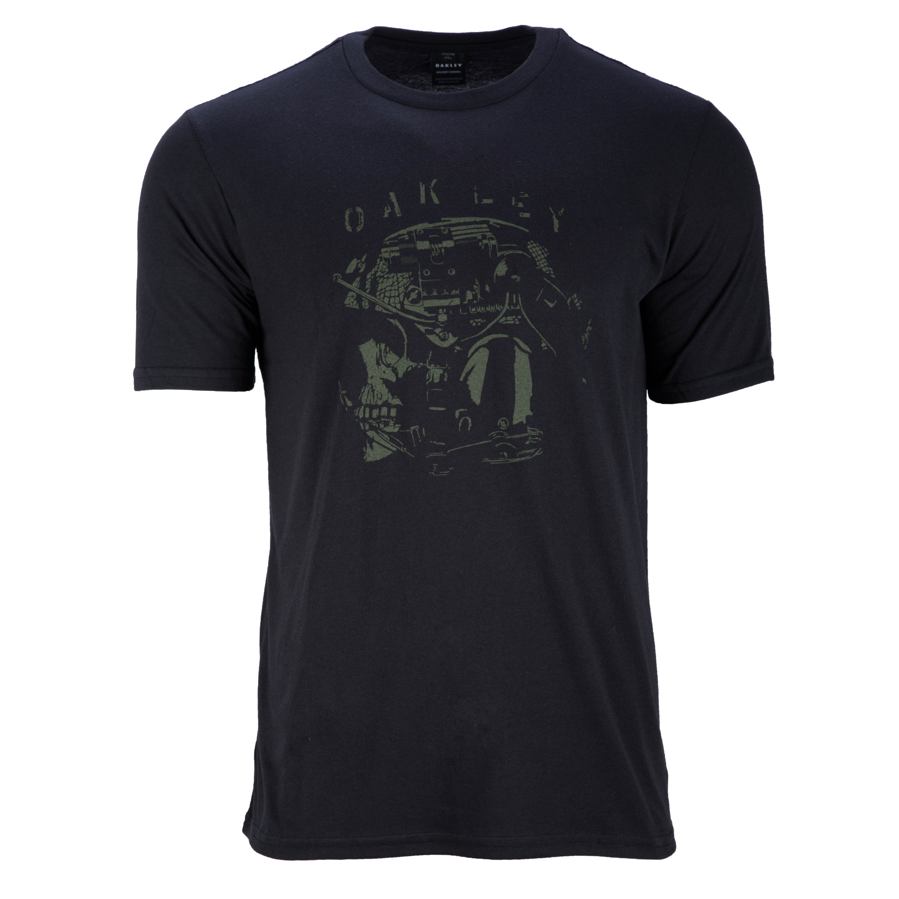 Oakley T-Shirt The Operator blackout