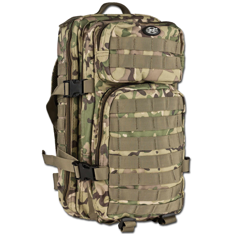 Rucksack US Assault Pack operation-camo