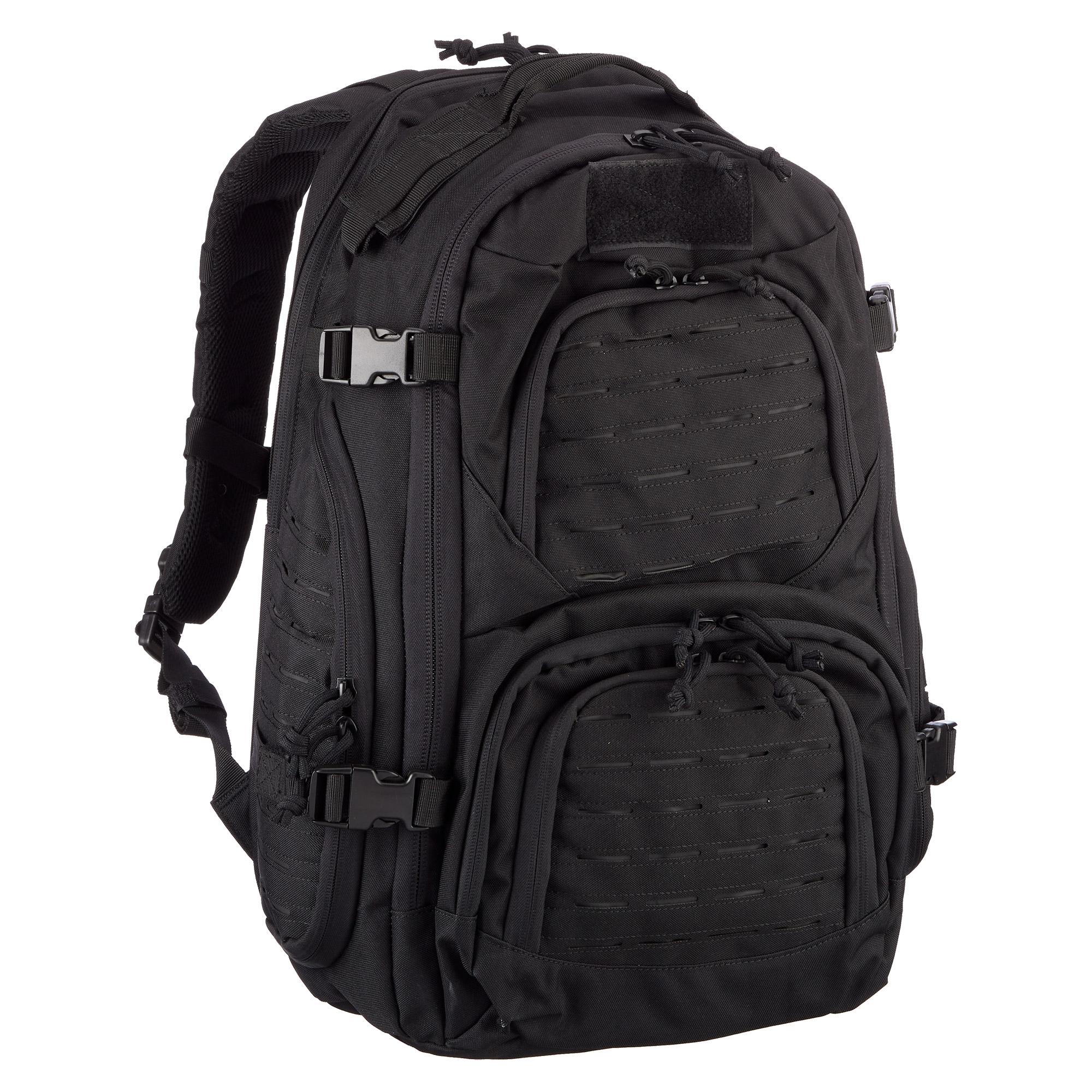 Coptex Rucksack 40 L schwarz
