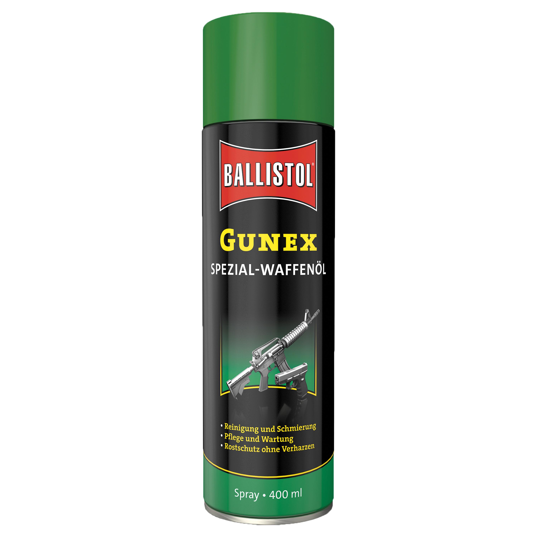 Gunex Waffenöl Spray 400 ml