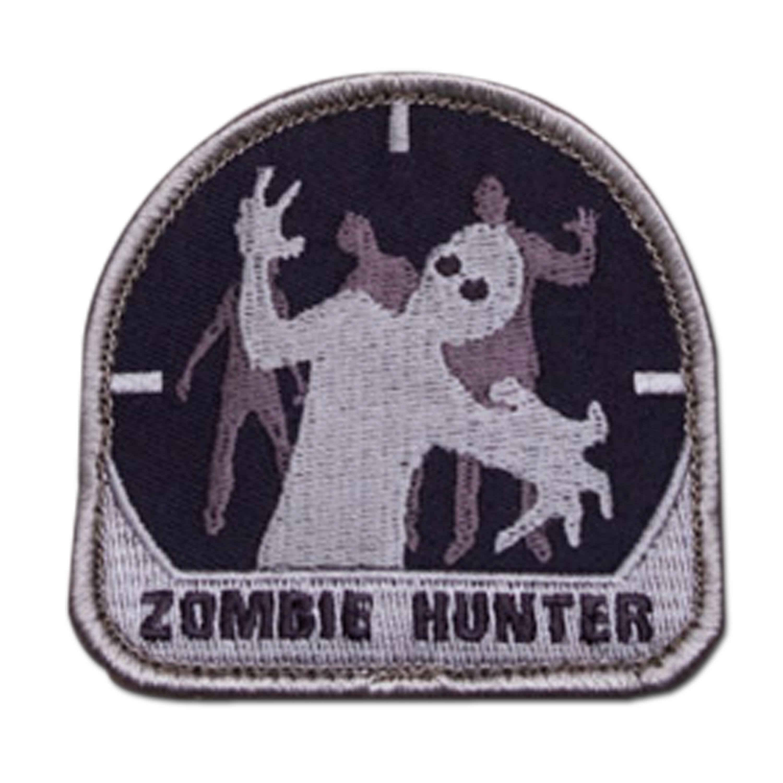 MilSpecMonkey Patch Zombie Hunter acu