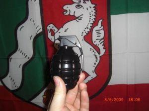 BB Handgranate