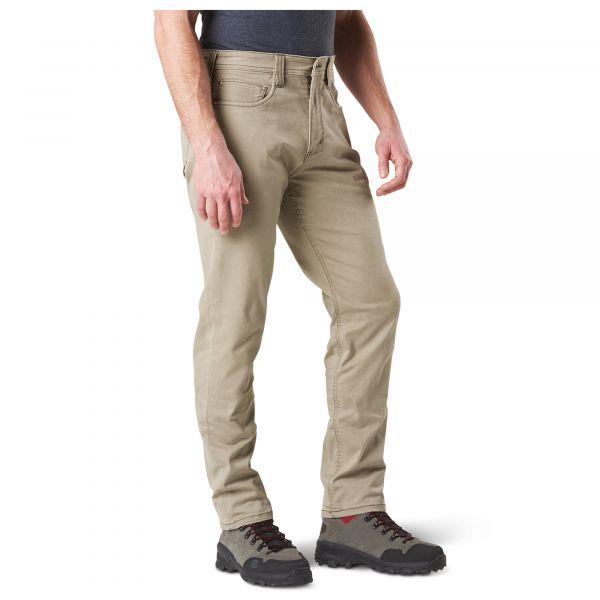 5.11 Hose Defender Flex Pant Slim stone