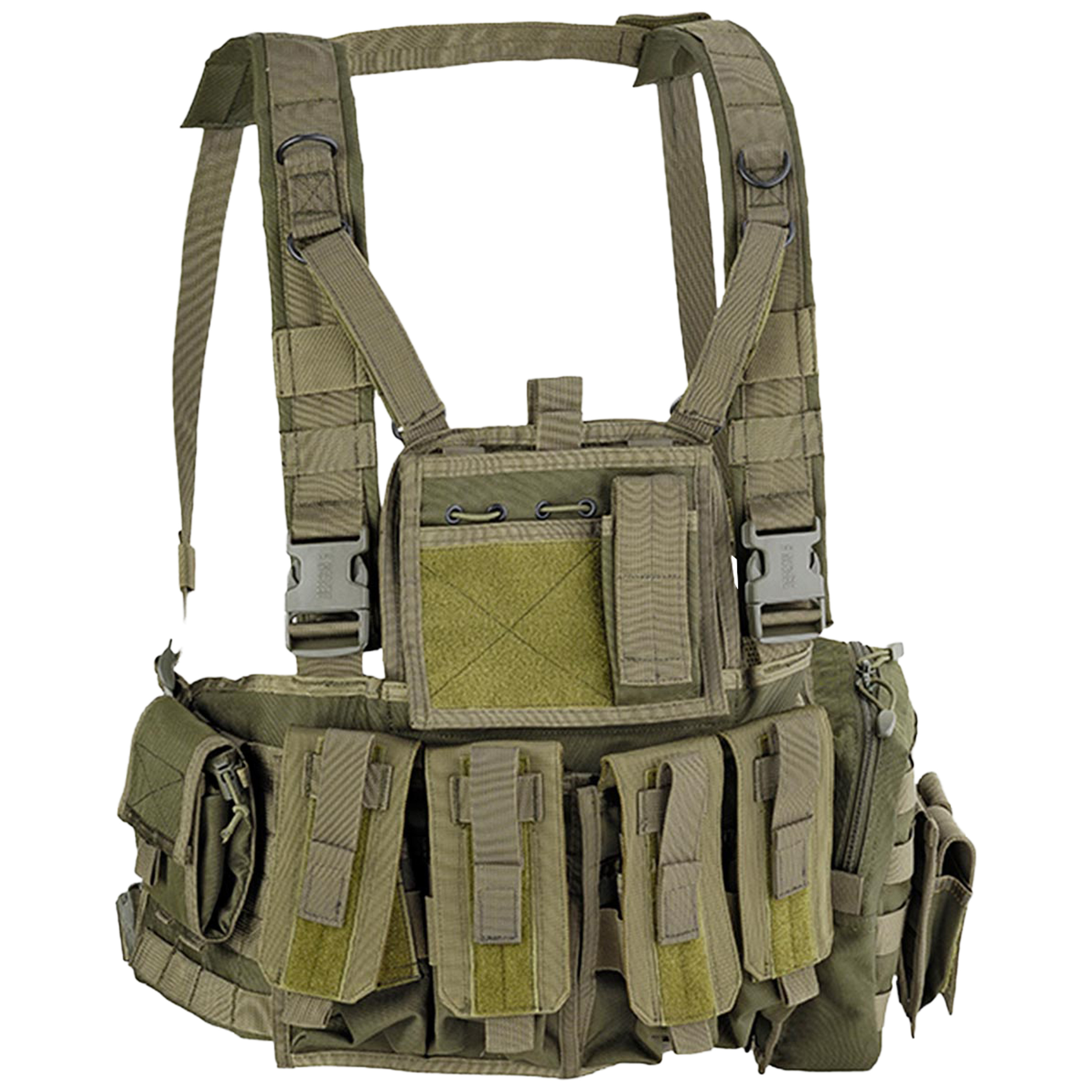 Defcon 5 Chest Rig OD green
