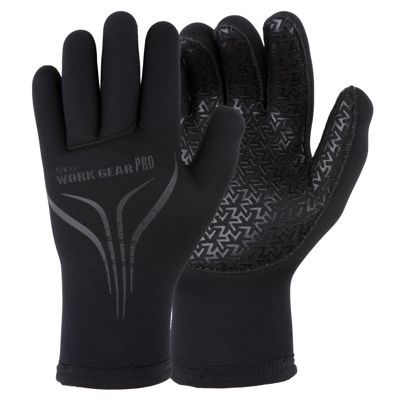 Handschuh Neo Workgear Pro Rider schwarz