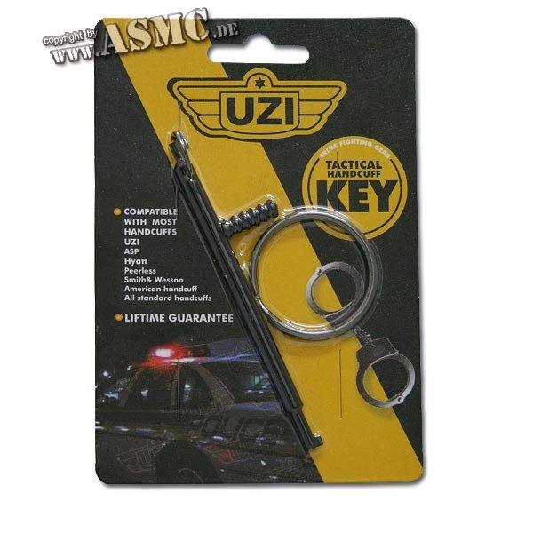Handschellenschlüssel Uzi PR24