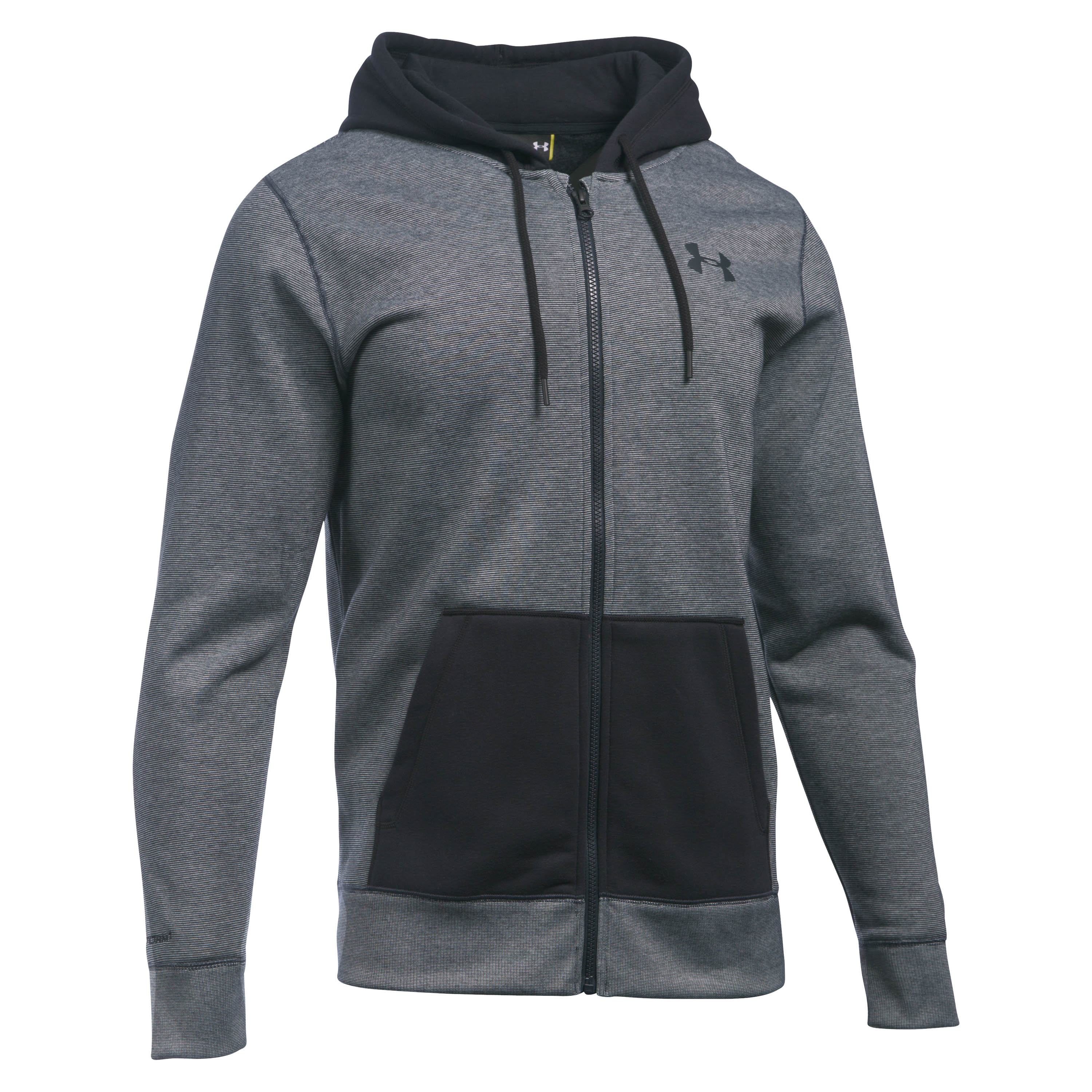 Under Armour Hoody Storm Rival schwarz