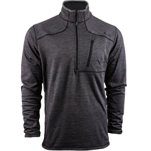 5.11 Langarmshirt Recon® Half-Zip schwarz