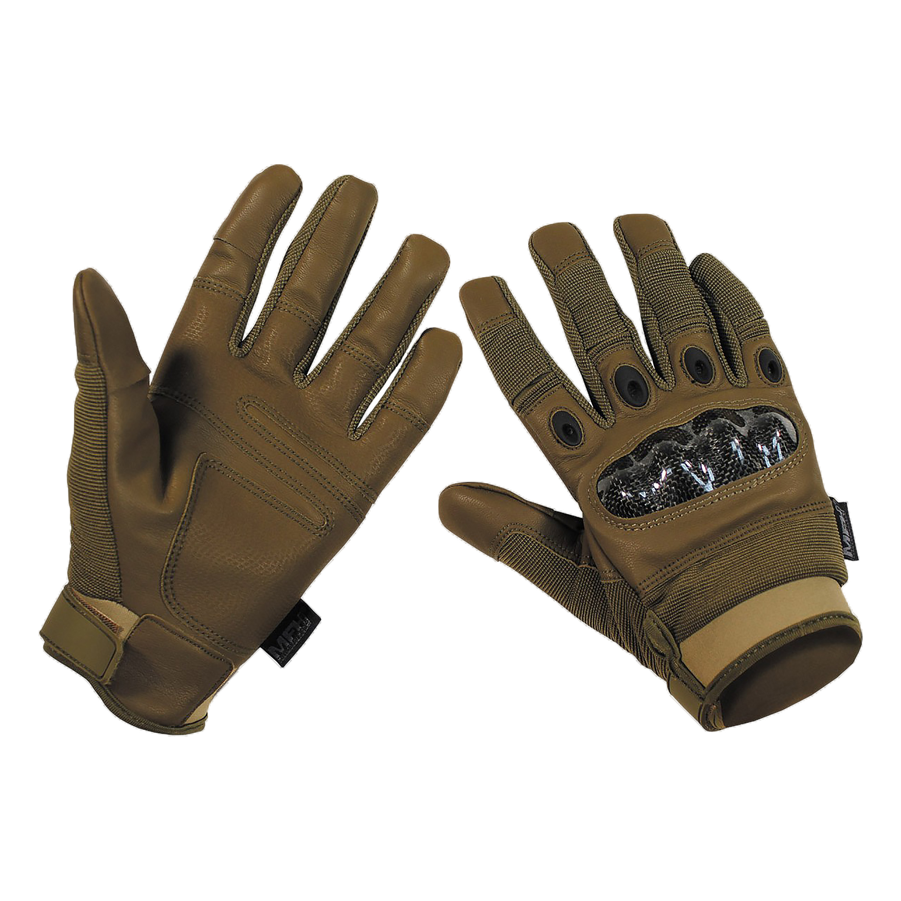 MFH Tactical Handschuhe Mission coyote