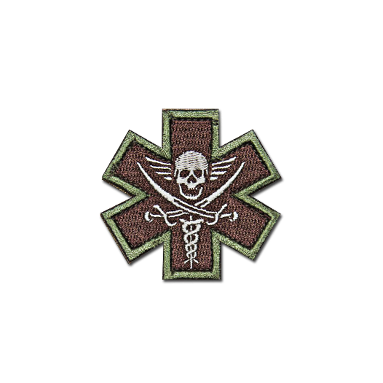 MilSpecMonkey Patch Tactical Medic Pirate multicam