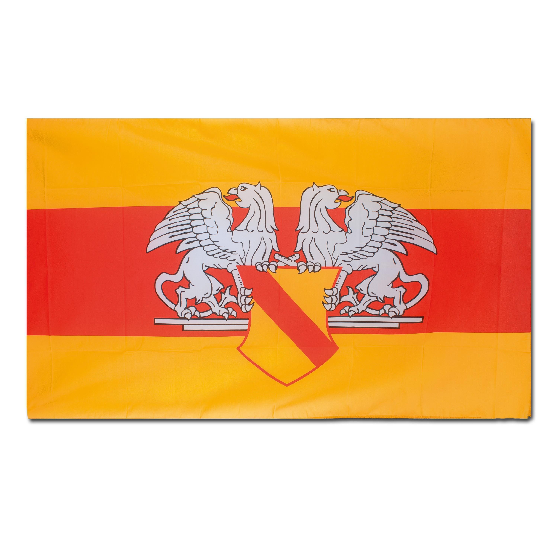 Flagge Baden