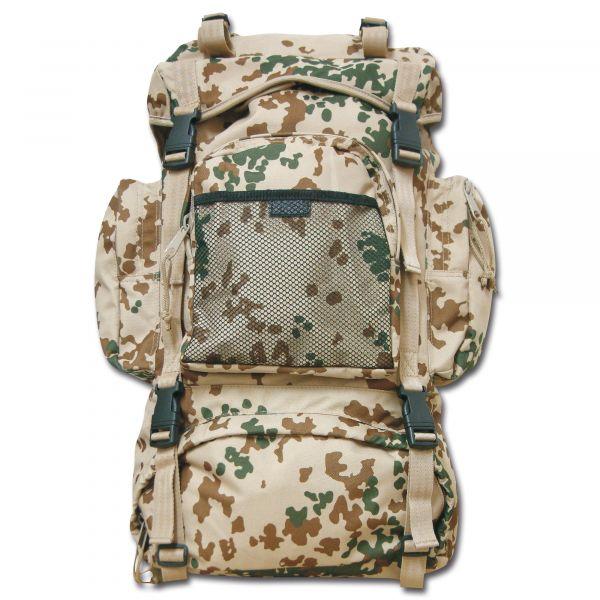 Rucksack Commando fleckdesert 55 L