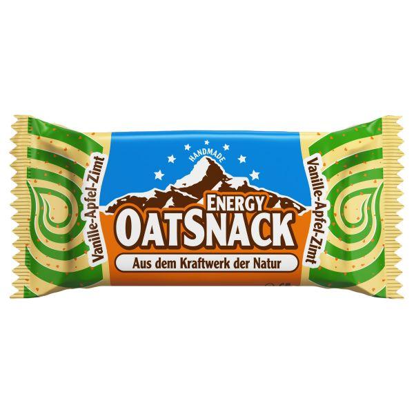 Energy OatSnack Vanille Apfel-Zimt