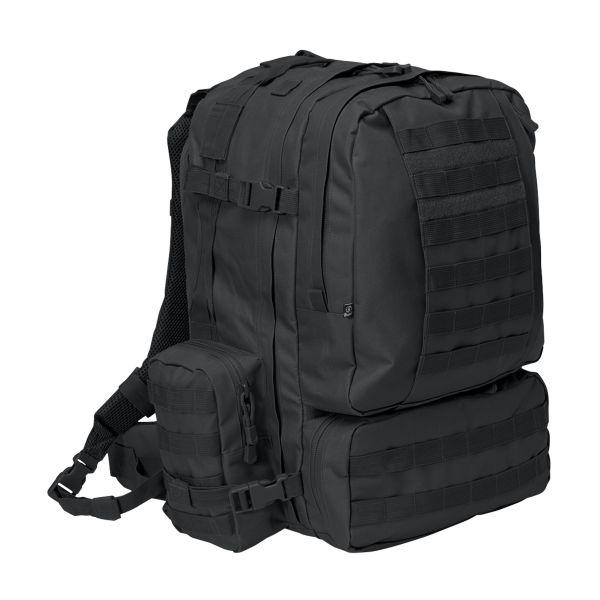 Brandit Rucksack US Cooper 3-Day-Pack schwarz