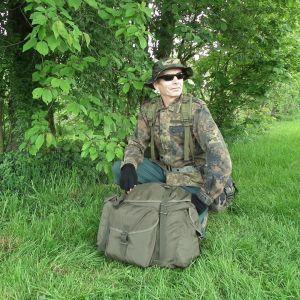 Boonie Hat tri-laminé woodland