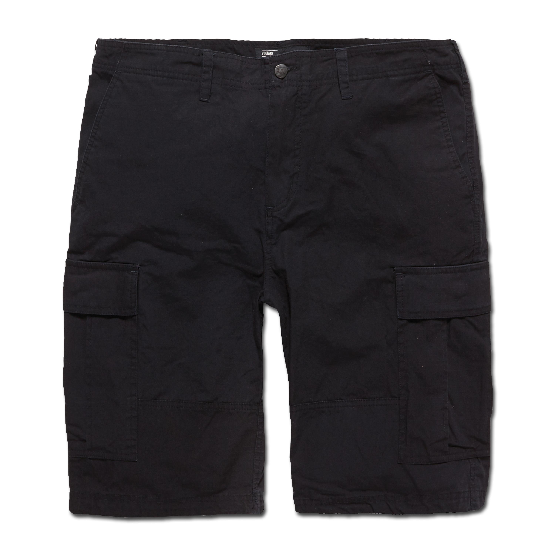 Vintage Industries BDU Shorts dunkelblau