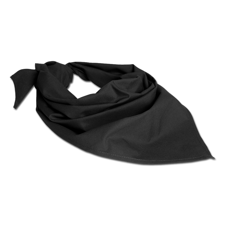 BW Dreiecktuch schwarz neu
