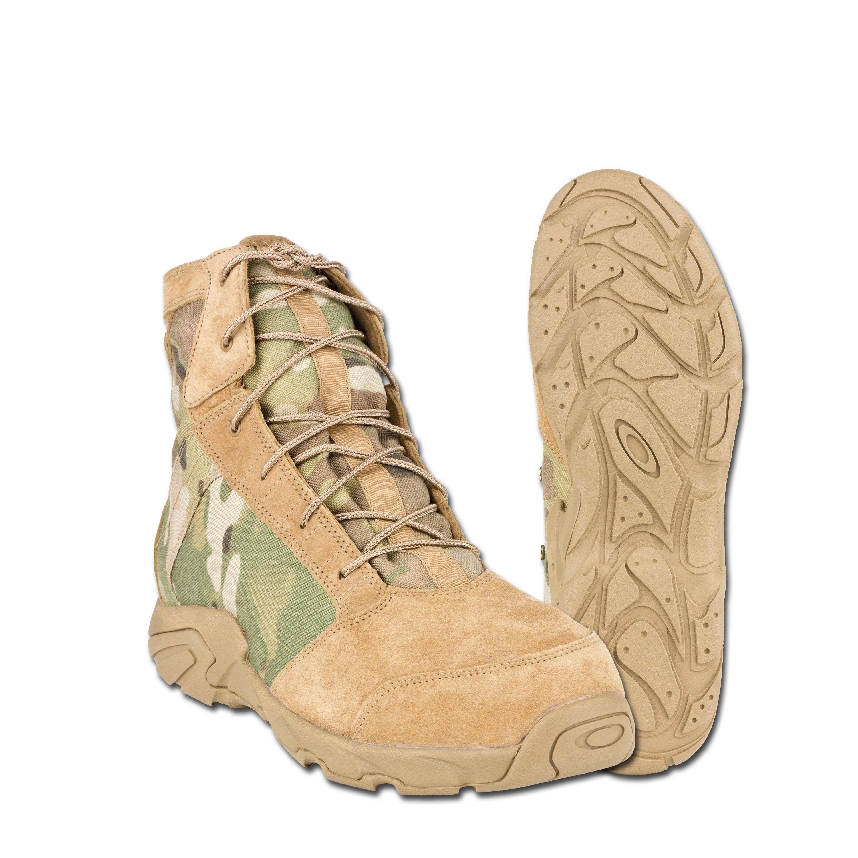 Stiefel Oakley LSA Terrain Boot multicam