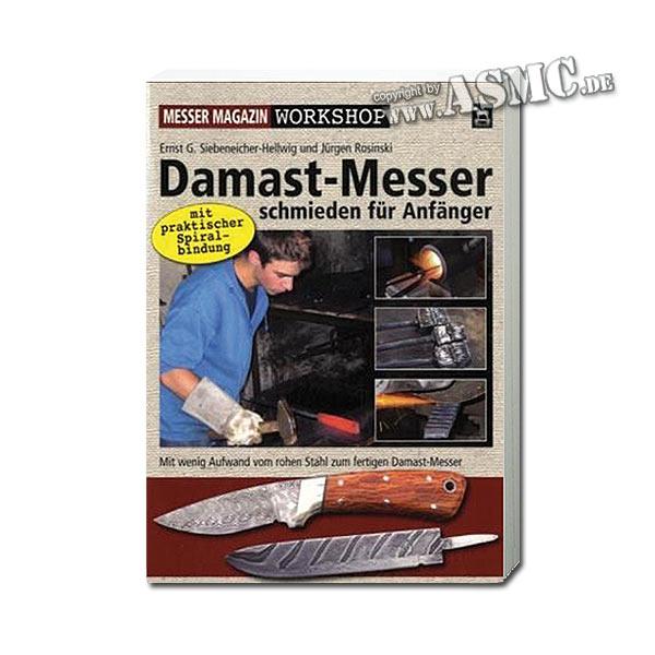 MESSER MAGAZIN Workshop: Damast-Messer schmieden für Anfänger