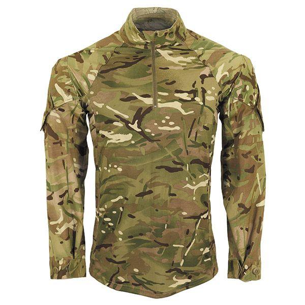 Britisches Combat Shirt UBAC Armour MTP neuwertig