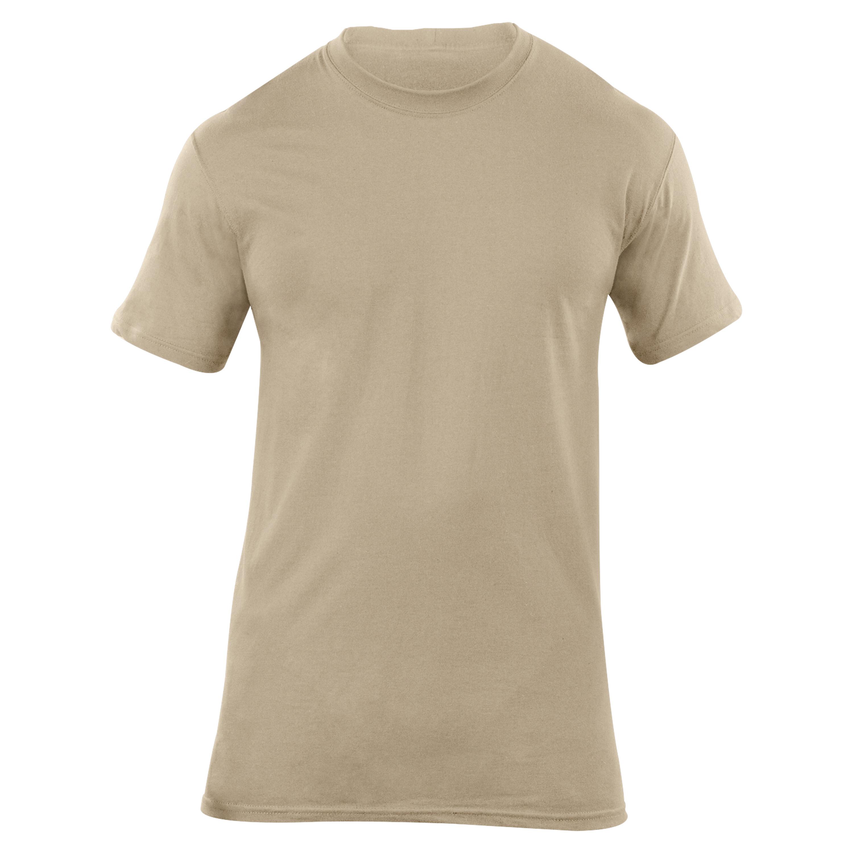 5.11 Shirt Utili-T Crew ACU tan 3er Pack