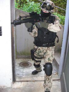 Holster Nato MFH5