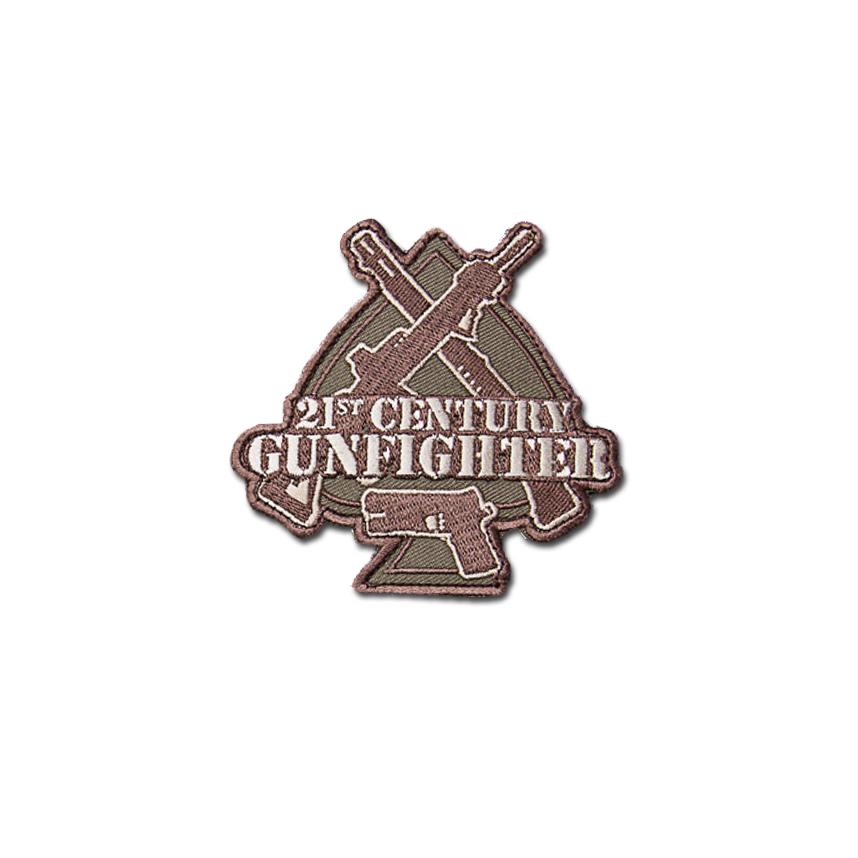 MilSpecMonkey Patch 21st Century Gunfighter multicam