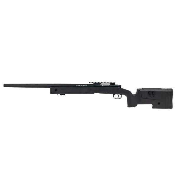 FN Herstal Airsoft Gewehr SPR Sniper schwarz