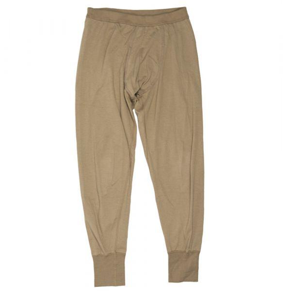 BW Unterhose lang braun gebraucht