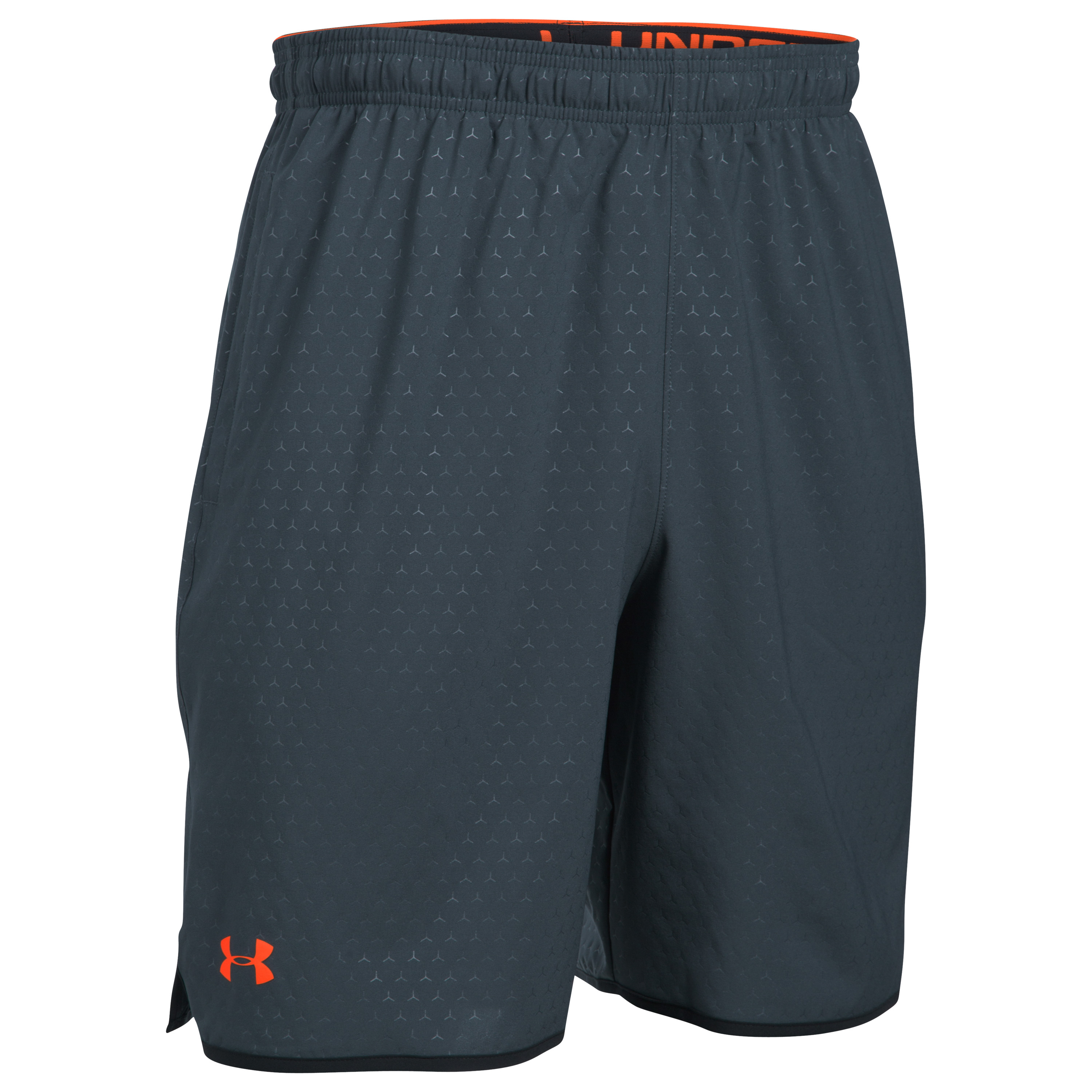 Under Armour Fitness Short Qualifier Novelty grau