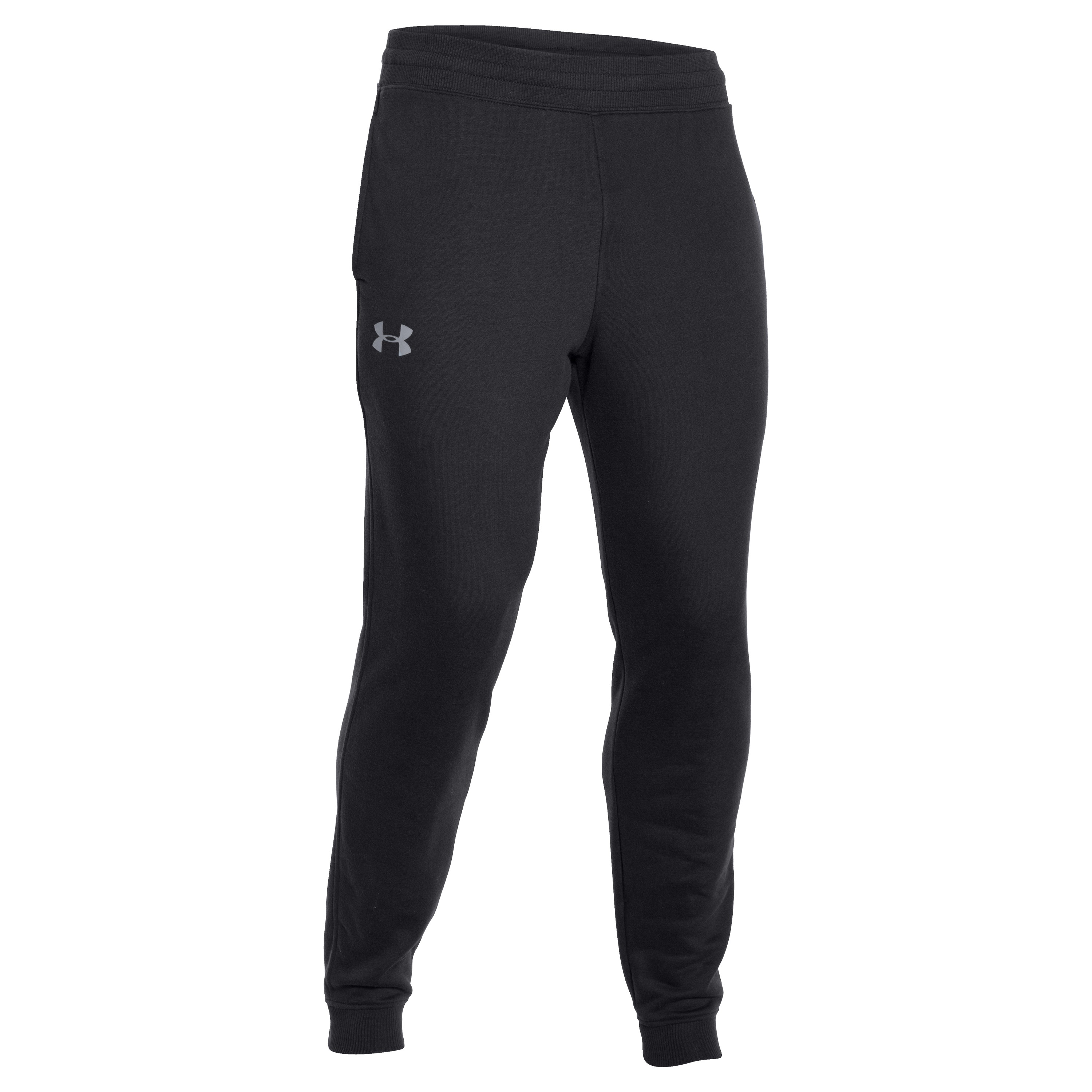 Under Armour Hose Rival Graphic Print schwarz