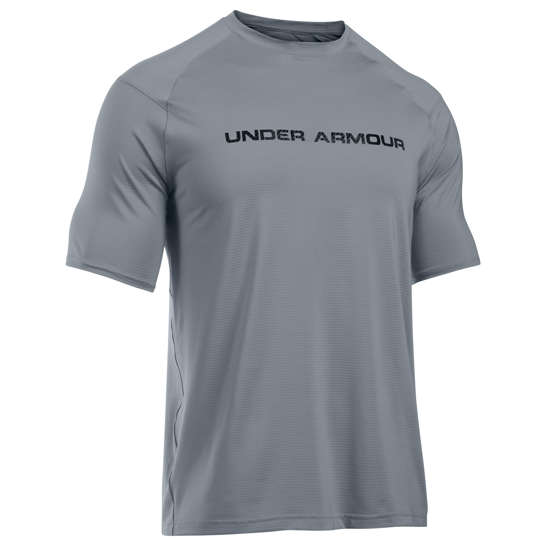 Under Armour Shirt Scope grau