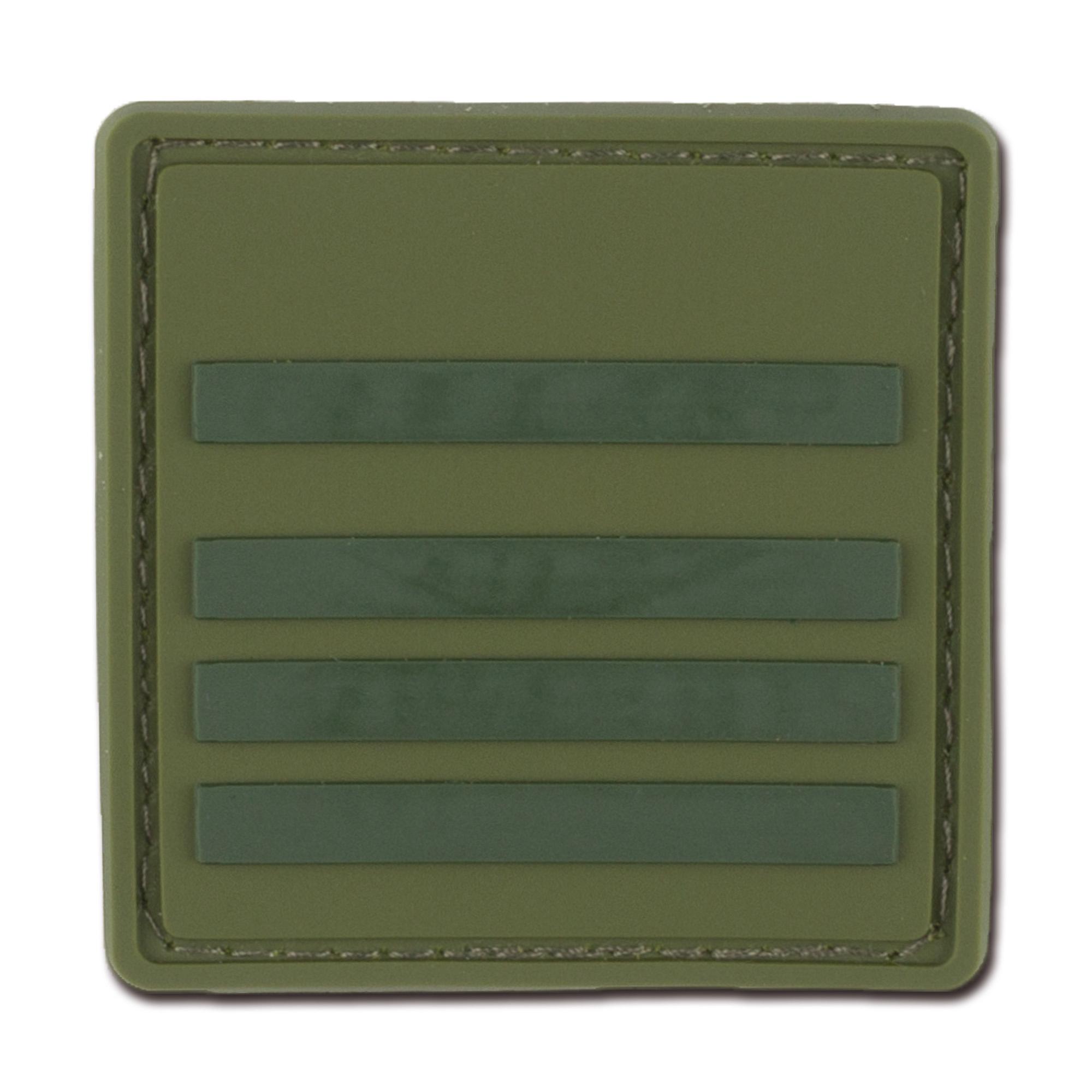 Dienstgradabzeichen Frankreich Commandant oliv tarn