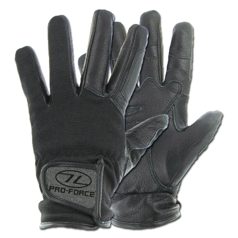 Handschuhe Special Ops schwarz