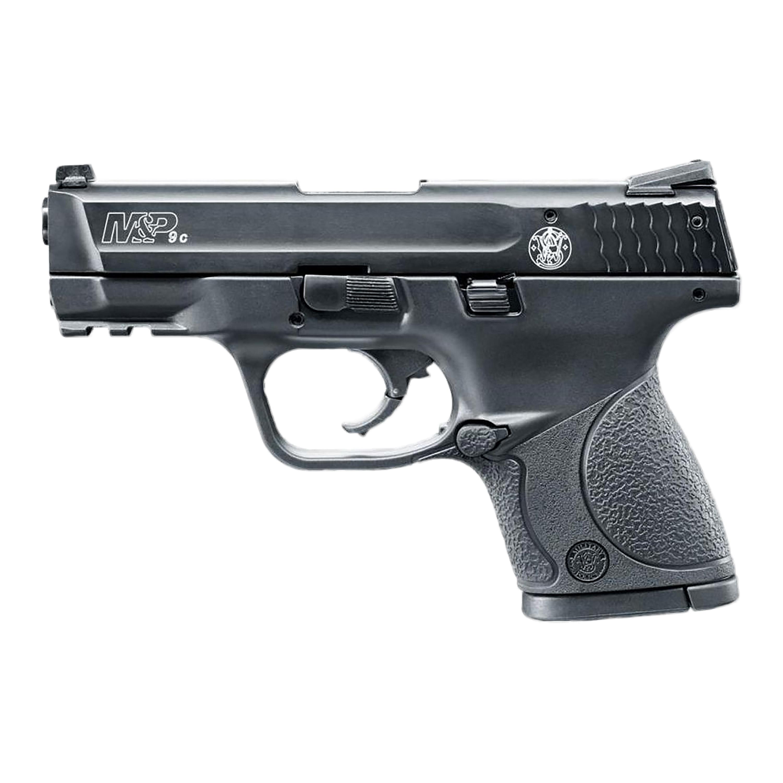 S&W Pistole M&P 9c schwarz