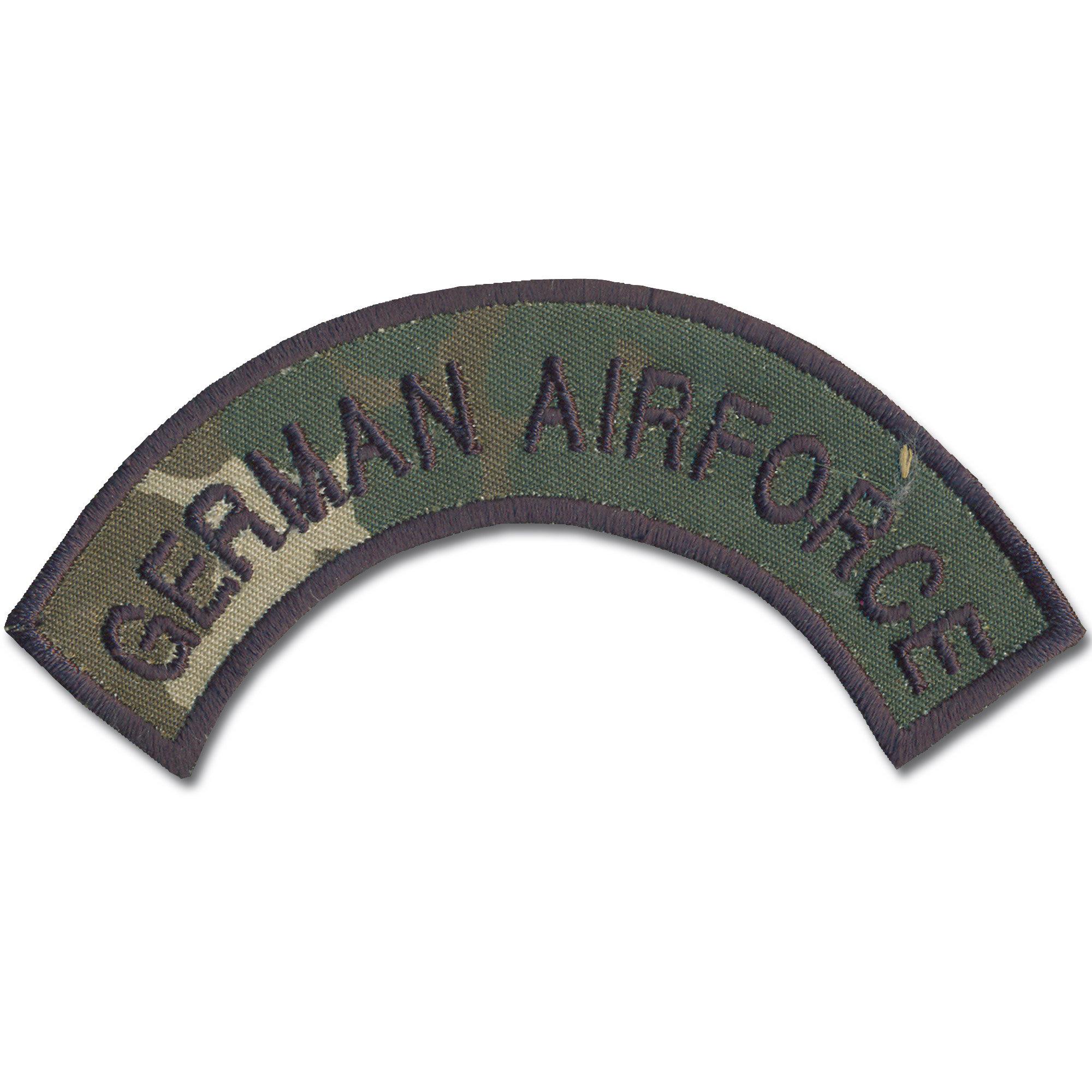 Armabzeichen German Air Force fleckdesert