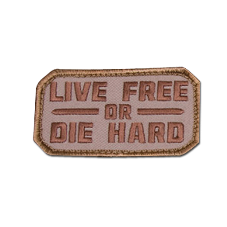 MilSpecMonkey Patch Live Free desert