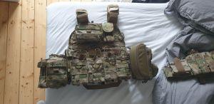 TT Plate Carrier MK III multicam