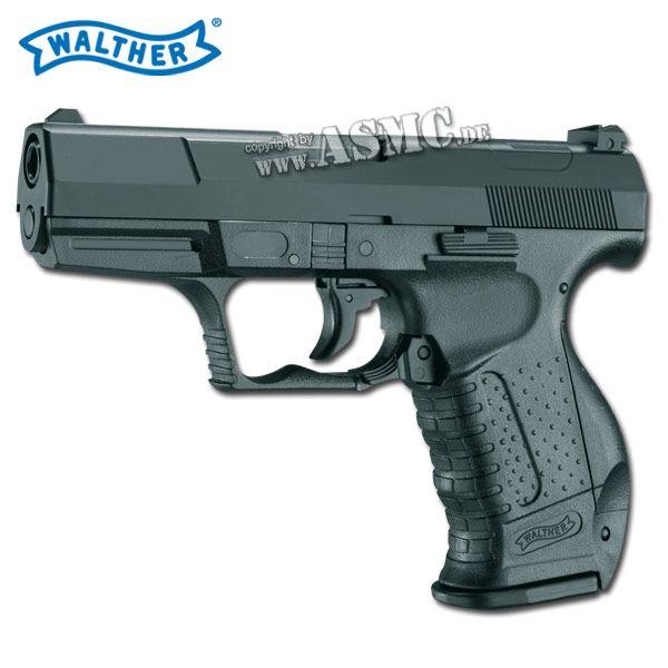 Pistole Softair Walther P99 schwarz 0.5 J
