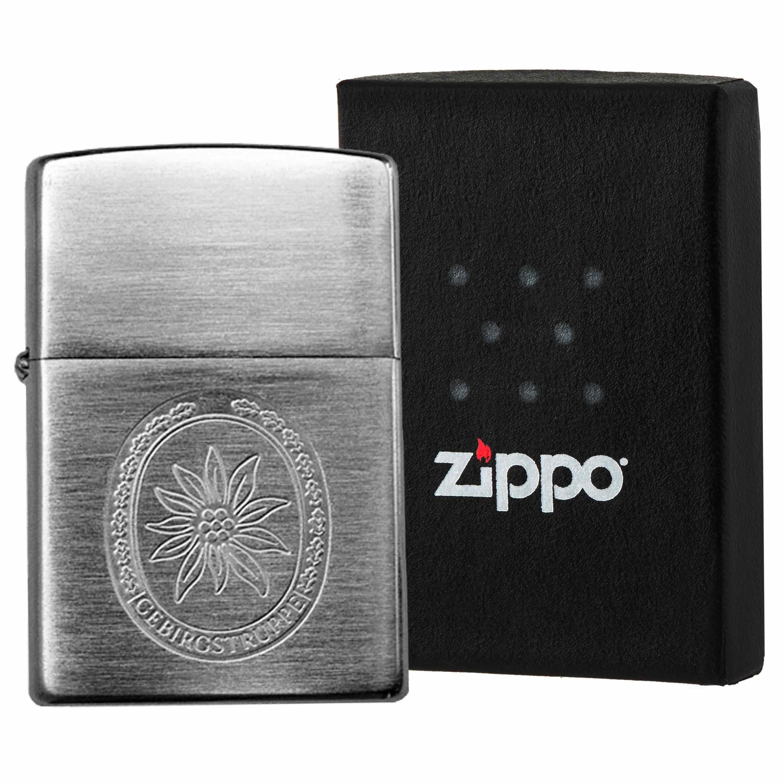 Zippo Gebirgstruppe
