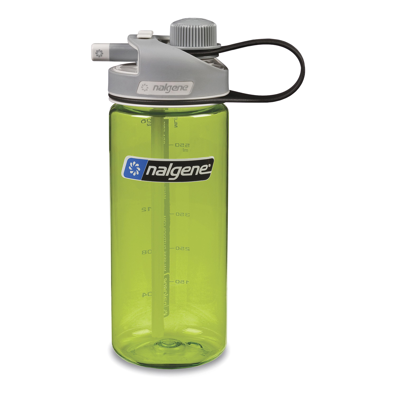Nalgene Trinkflasche Multi-Drink 0.6 L grün