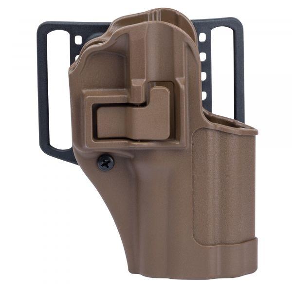 Blackhawk Holster Serpa CQC Concealment G19-G45 RH coyote tan