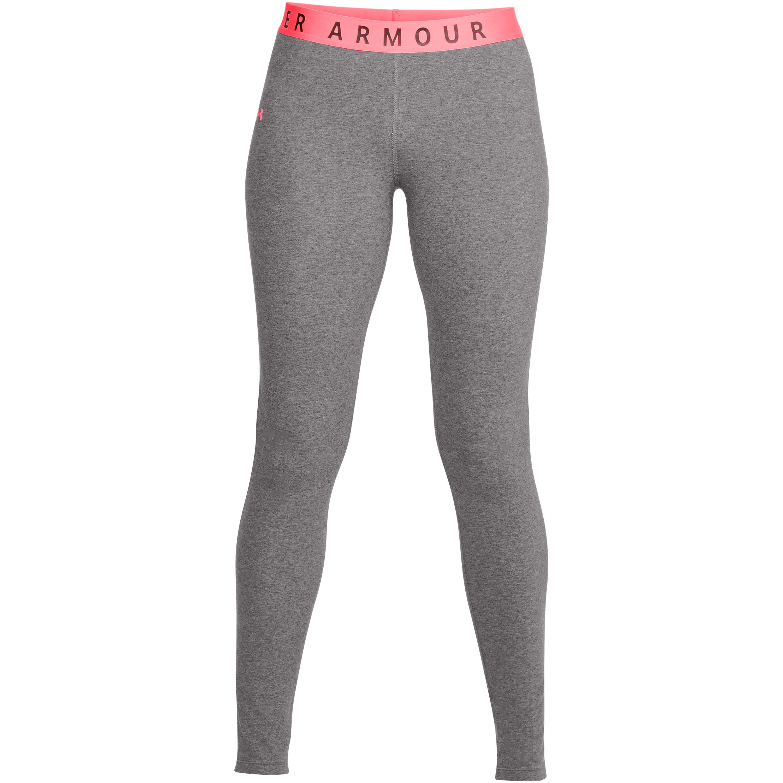 Under Armour Women Leggings Favorites grau rosa