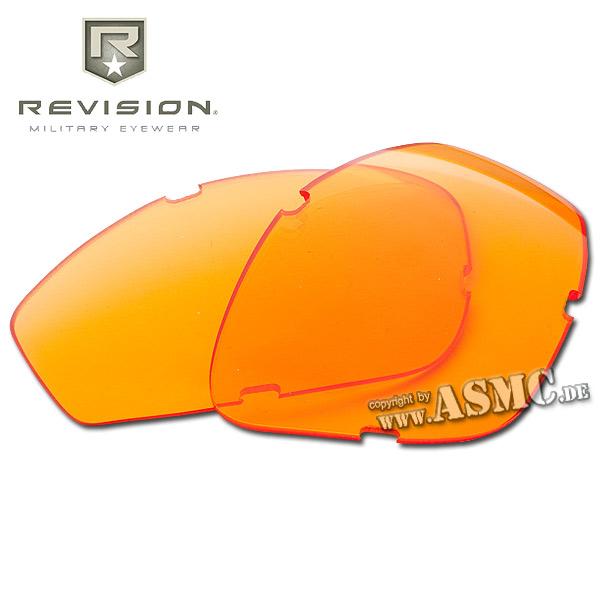 Ersatzgläser Revision Bullet Ant orange