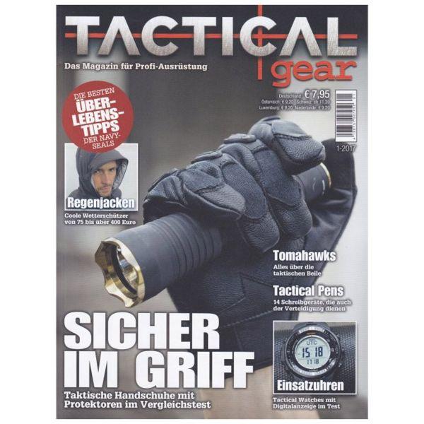 Magazin Tactical Gear 1/2017