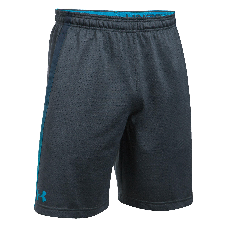 Under Armour Shorts Tech Mesh blau schwarz